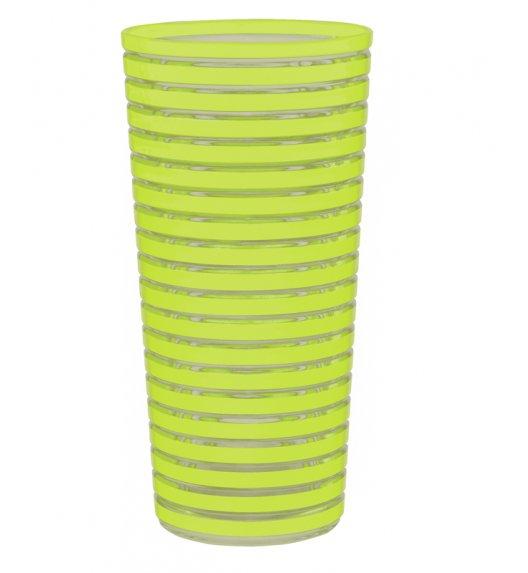 ZAK! DESIGNS SWIRL Kubek na zimne napoje, zielony, 600 ml /Btrzy