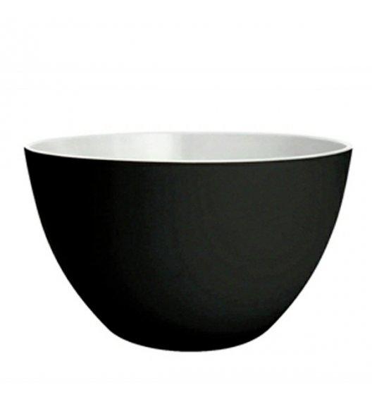 ZAK! DESIGNS Miska dwukolorowa biało - czarna 18 cm / Btrzy