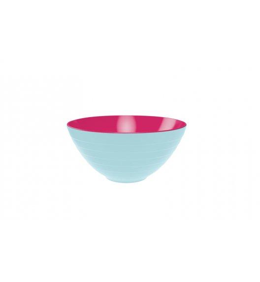 ZAK! DESIGNS Miska dwukolorowa, niebiesko-różowy, 28 cm /Btrzy