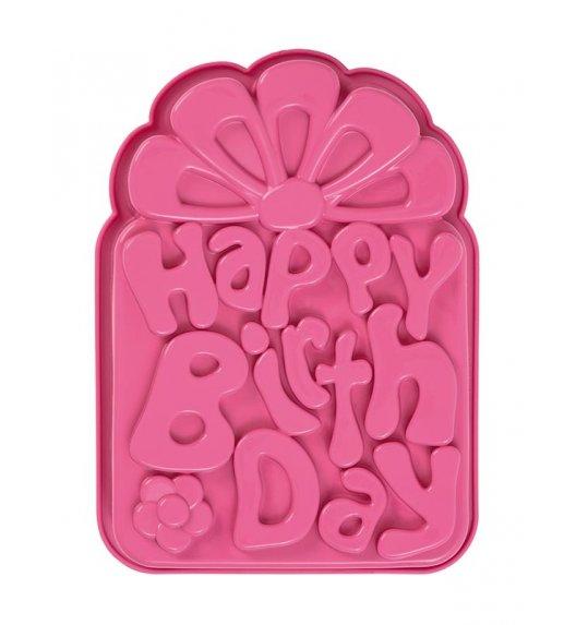 PAVONIDEA HAPPY BIRTHDAY forma na ciasto / tort / Btrzy