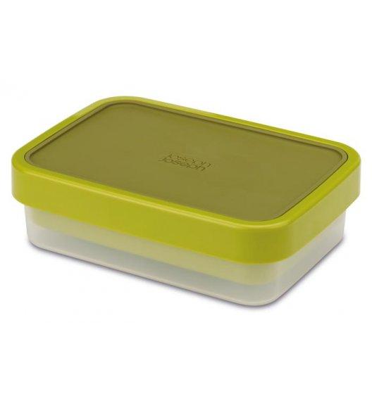 JOSEPH JOSEPH GoEat Lunch Box 19 cm / zielony / tworzywo sztuczne