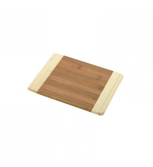 TADAR Bambusowa deska do krojenia / 30 x 20 x 1,5 cm / Impregnowana olejem jadalnym
