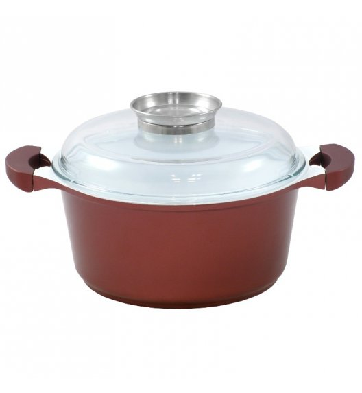 STARKE COBRE Garnek 24 cm z powłoką ceramiczną Greblon® CK2 / 4,3 L