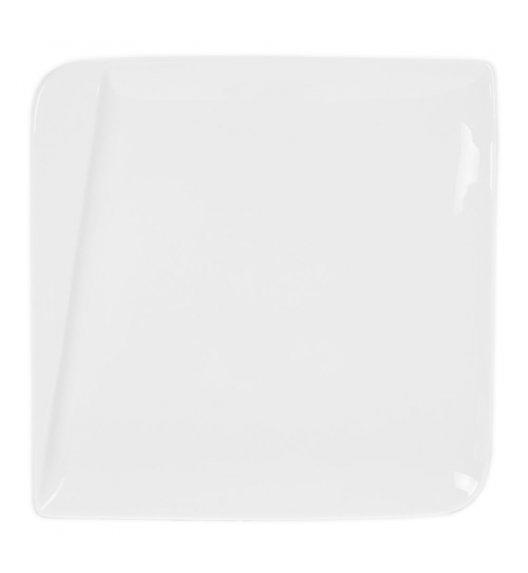 HOME DELUX QUATRE HD12043 Talerz deserowy 21 cm / porcelana / DELHAN