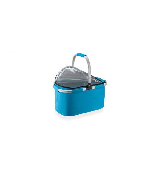 TESCOMA COOLBAG Koszyk termiczny składany 45 x 25 x 28 cm / niebieski