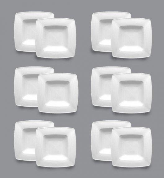 LUBIANA VICTORIA 12 x Talerz głęboki 21,5 cm / porcelana