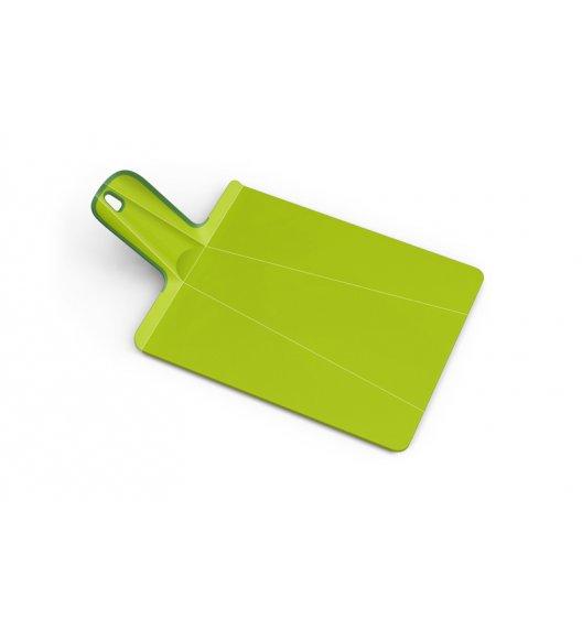 JOSEPH JOSEPH CHOP2TOP Mała deska do krojenia 38 x 21 cm / zielona / tworzywo sztuczne