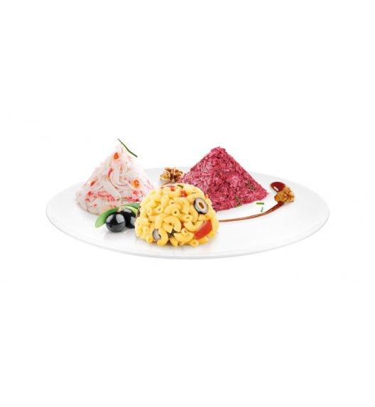 TESCOMA 3D Foremki do formowania potraw PRESTO FoodStyle, 3 wzory ZOBACZ FILM