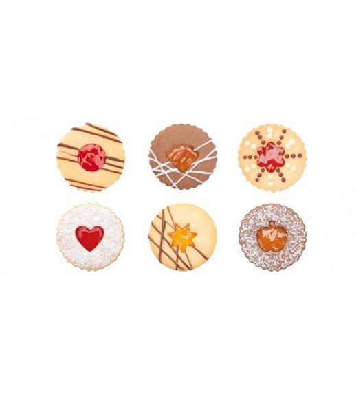 TESCOMA DELICIA Foremki do wykrawania kruchych ciasteczek / 630910.00