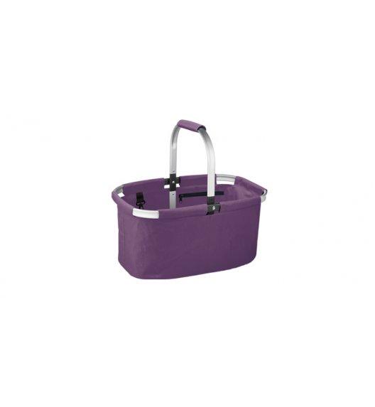 Koszyk składany na zakupy TESCOMA SHOP! Fioletowy