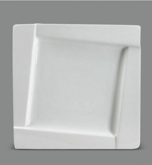 AMBITION KUBIKO Talerz obiadowy 25 cm / Porcelana / 61202