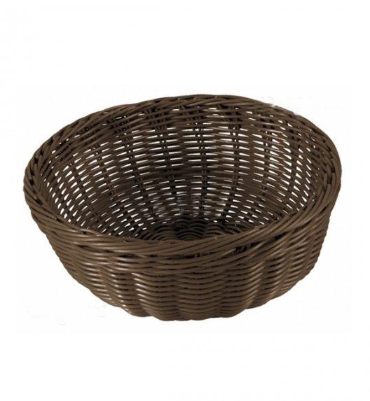 AMBITION Koszyk Sante Brown 24 cm x 9,8 cm tworzywo sztuczne 30282