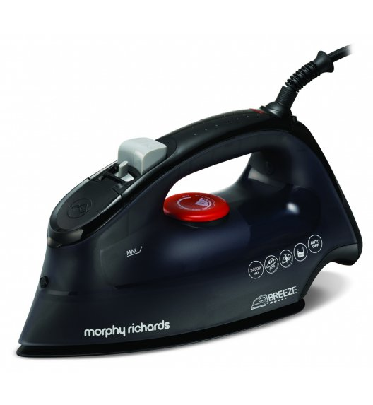 MORPHY RICHARDS Żelazko Breeze Ceramic 2400 W / Blokada kapania / 300260