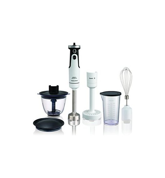 MORPHY RICHARDS Blender ręczny Total Control Pro / 5in1 / Technologia Smart Response / 402052