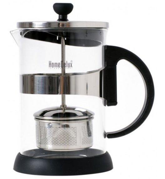 HOME DELUX ALESSIA HD12168 Zaparzacz do kawy, herbaty oraz ziół 1 l / DELHAN