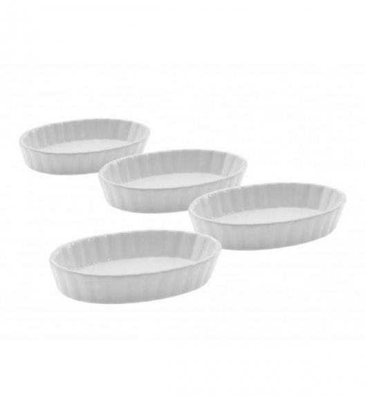 WESTMARK Zestaw 4 miseczek / kokilek porcelanowych do deserów
