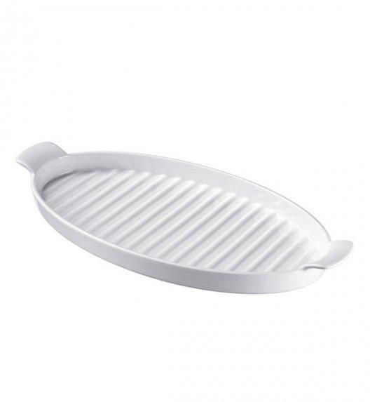 WESTMARK Porcelanowe naczynie do serwowania szparagów / wgłębienia