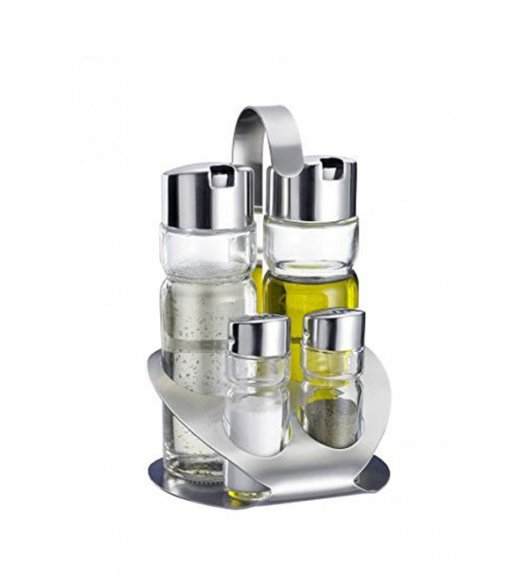 WESTMARK Zestaw 4 przyprawników WIEN / 2x160 ml + 2x40 ml