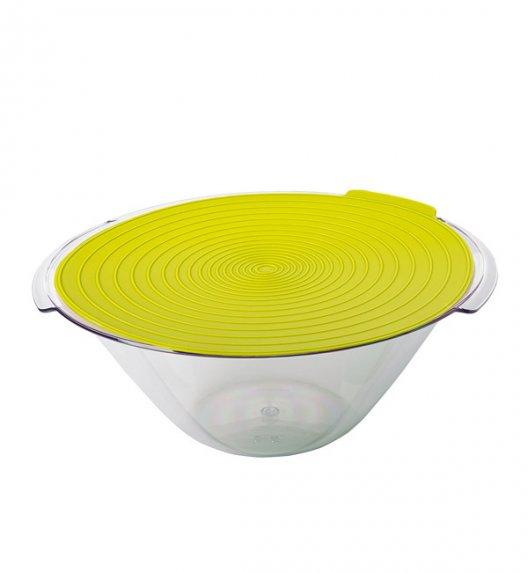 WESTMARK FRESH Miska z pokrywką na sałatę 4,0 L / zielona