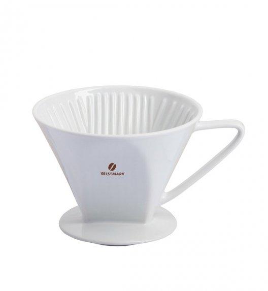 WESTMARK BRASILIA Porcelanowy filtr do kawy / 2 kubki kawy