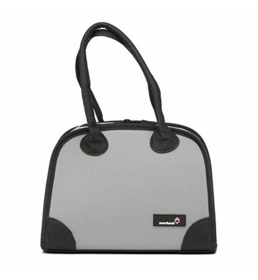 SMART LUNCH Eve Torba na lunch damska torebka / szara / btrzy