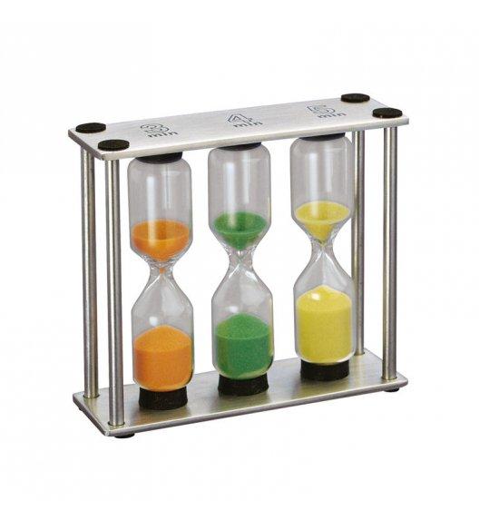 CILIO Timery kuchenne, 3 klepsydry do odmierzania czasu DREI-ZEIT / FreeForm