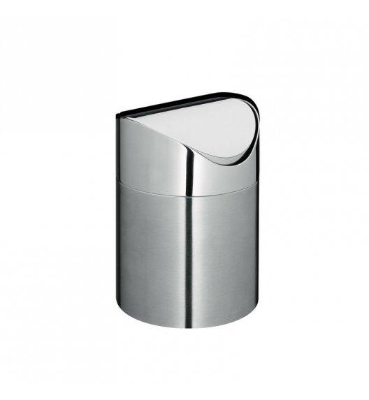 CILIO Mały, stalowy kosz na odpadki SWING 12,5 x 17 cm / FreeForm