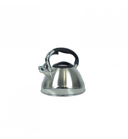 KELA VARUS Czajnik z gwizdkiem 3 l indukcja / srebrny