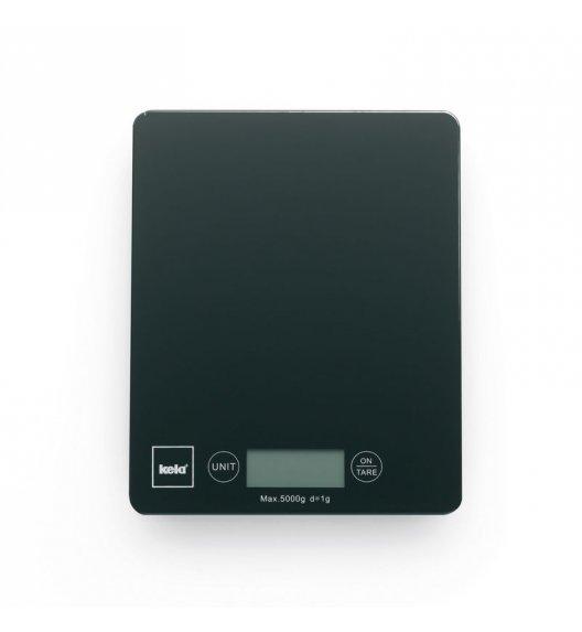 KELA PINTA Cyfrowa waga kuchenna do 5 kg / czarna