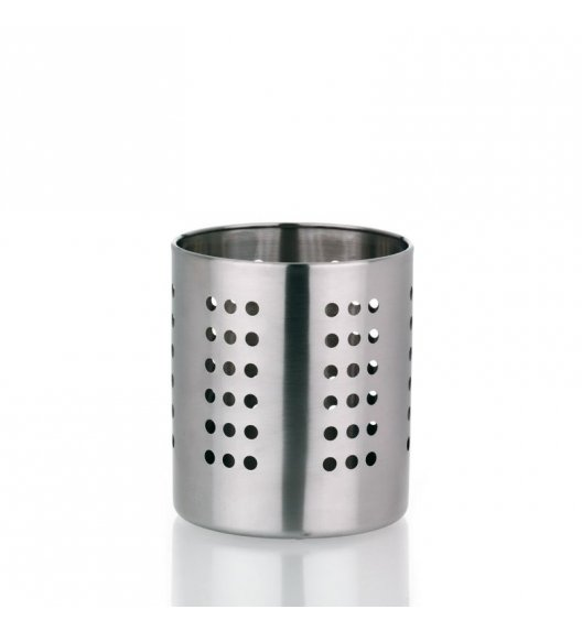KELA Stalowy ociekacz na sztućce PROFI ⌀ 12 cm / FreeForm
