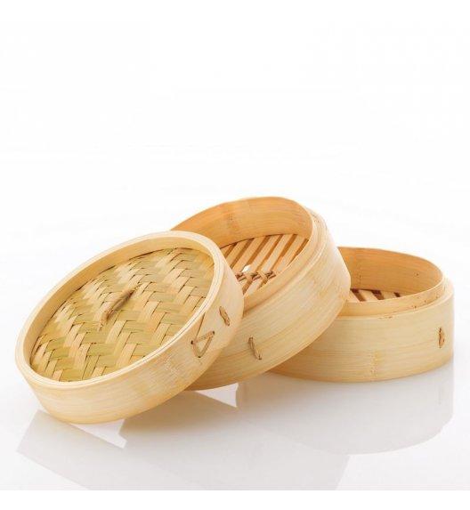 KELA VITAL Parownik bambusowy trzyczęściowy / FreeForm