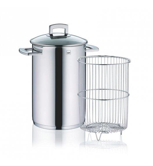 KELA EDITION Garnek 4,6 l do gotowania szparagów ⌀ 16 cm / indukcja / FreeForm