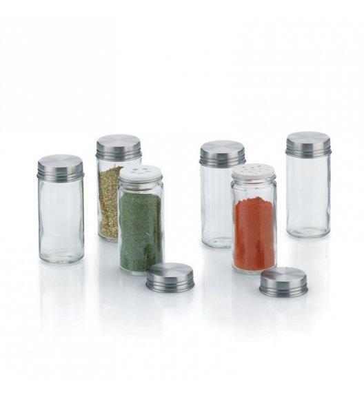 KELA FIDELIS Zestaw pojemników na przyprawy 250 ml / 6 sztuk