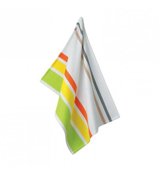 KELA Ściereczka kuchenna MADLENE 70 x 50 cm, kolorowe paski / FreeForm