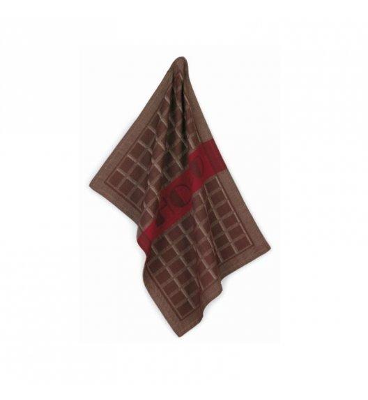 KELA CHOCOLAT Zestaw 2 ściereczek kuchennych 70 x 50 cm