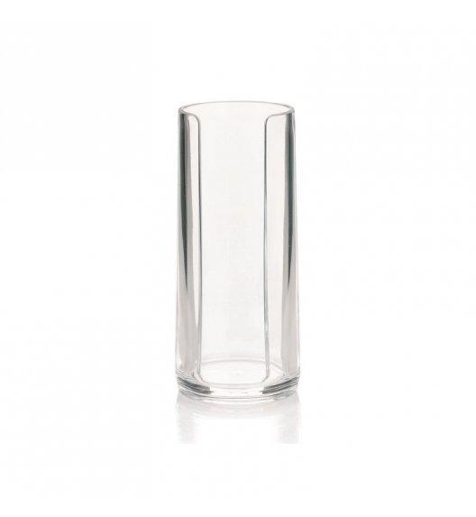 KELA SINFONIE Akrylowy pojemnik na płatki kosmetyczne ⌀ 7 cm