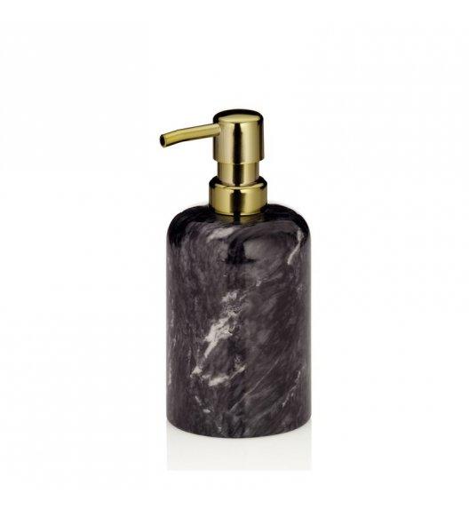 KELA LIRON Dozownik na mydło w płynie / marmur