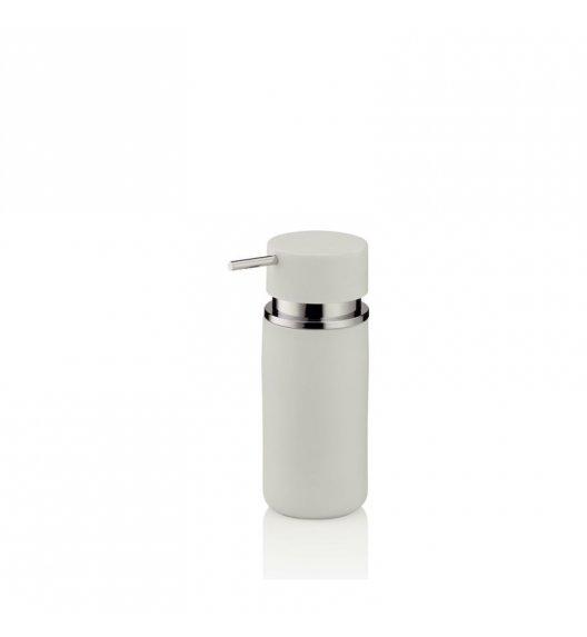 KELA PER Ceramiczny dozownik na mydło w płynie / biały