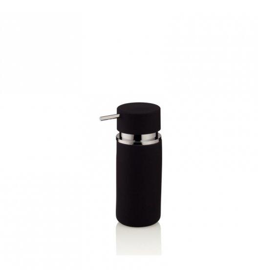 KELA PER Ceramiczny dozownik na mydło w płynie / czarny