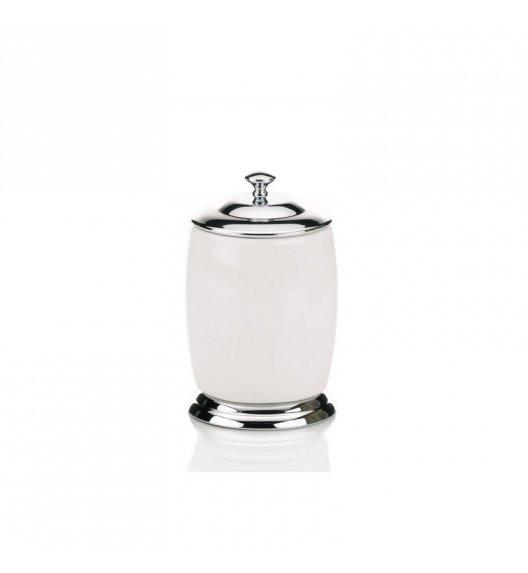 KELA SCARLETT Ceramiczny pojemnik na płatki kosmetyczne