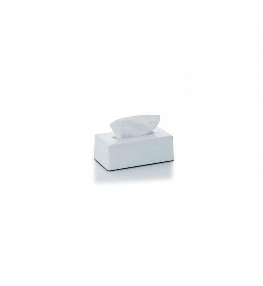 KELA PANNO Pojemnik na chusteczki higieniczne / biały