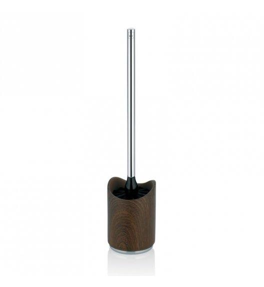 KELA FILLIS Zestaw toaletowy ⌀ 9,5 cm / imitacja drewna