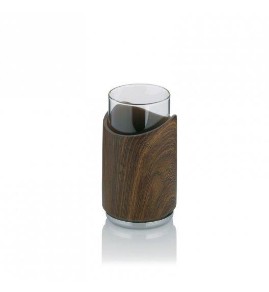 KELA FILLIS Kubek łazienkowy ⌀ 7,5 cm / imitacja drewna