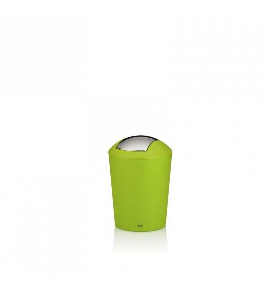 KELA Łazienkowy kosz na śmieci MARTA zielony 1,7 l / FreeForm