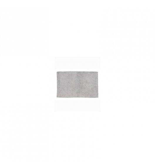 KELA Bawełniana mata łazienkowa LADESSA UNI jasnoszara 120 × 70 cm / FreeForm
