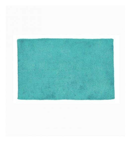 KELA Bawełniana mata łazienkowa LADESSA UNI turkusowa 120 × 70 cm / FreeForm