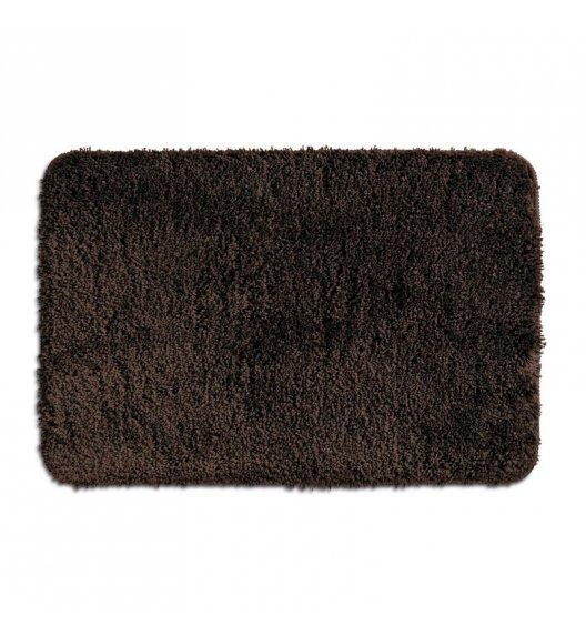 KELA Mata łazienkowa LIVANA brązowa 120 × 70 cm / FreeForm