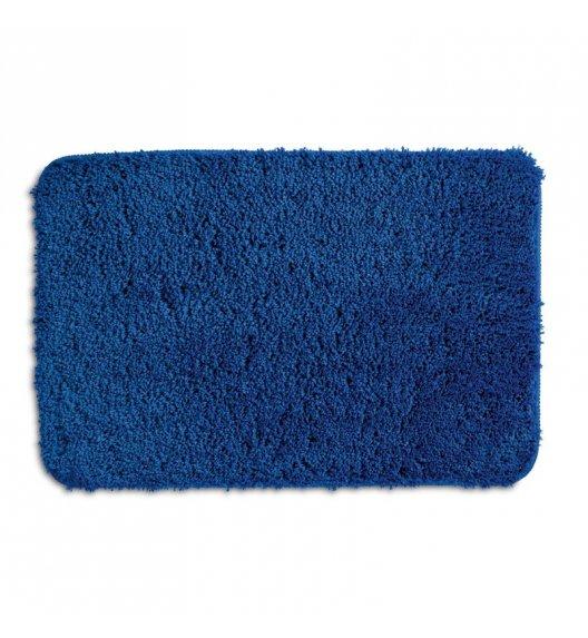 KELA Mata łazienkowa LIVANA niebieska 120 × 70 cm / FreeForm