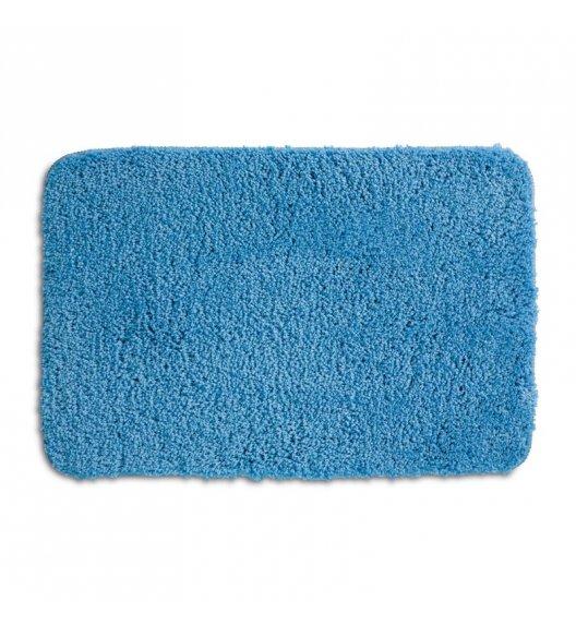 KELA Mata łazienkowa LIVANA jasnoniebieska 80 × 50 cm / FreeForm