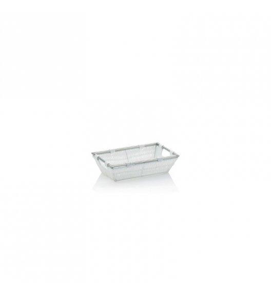KELA Koszyk łazienkowy NOBLESSE biały 26 x 16 x 7 cm / FreeForm
